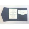 Sara and Zac: Wedding Invitations