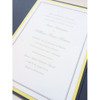 Anne and Bill: Wedding Invitations