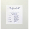 Brad and Michael: Wedding Invitations