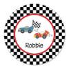 Race Track Plate
