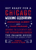 Typographic Chicago: Save The Date