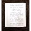 Ally and Doug: Wedding Invitation