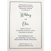 Whitney and Chris: Wedding Invitations