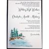 Whitney and Chris: Wedding Invitations