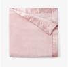 Light Pink Silky Blanket