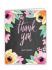 Wonderful Watercolor Blossom Folded Note