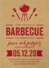 BBQ Bash Invitation
