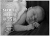 Bright Start Birth Announcement