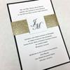 Jennifer and Maciej: Wedding Invitation