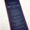Brit: Bar Mitzvah Invitation