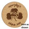 Irish Pub Cork Coaster Set