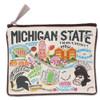 Michigan State Pouch