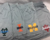 Gift Basket: Pajama Shorts, Socks and Catchall Tin