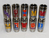 Collegiate Stainless Steel Tumbler and Bag Tag Set