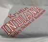 Gift Set: Sweatshirt Blanket and Pajama Shorts- Add your school