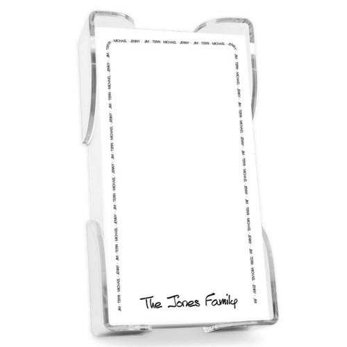 Family Arch List