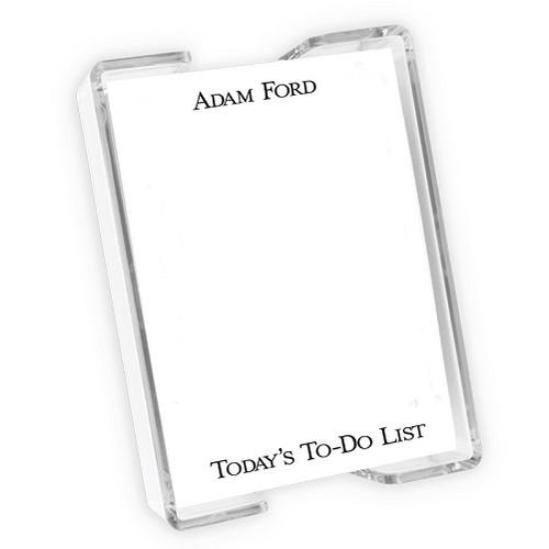 Adams Agenda