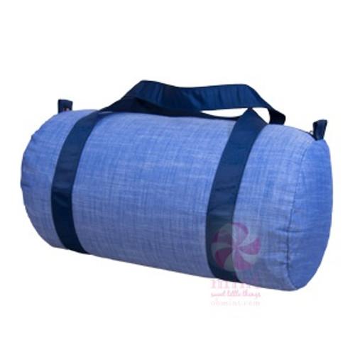 Chambray Duffel Bag