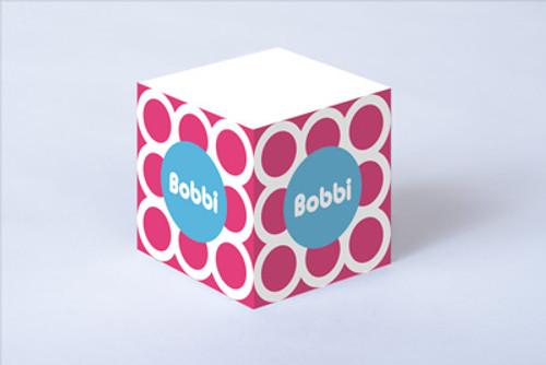 Mod Circles Sticky Note Cube