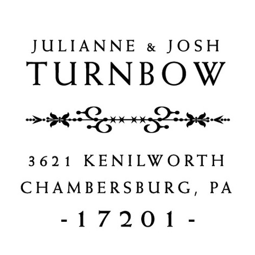 Turnbow Self Inking Stamp