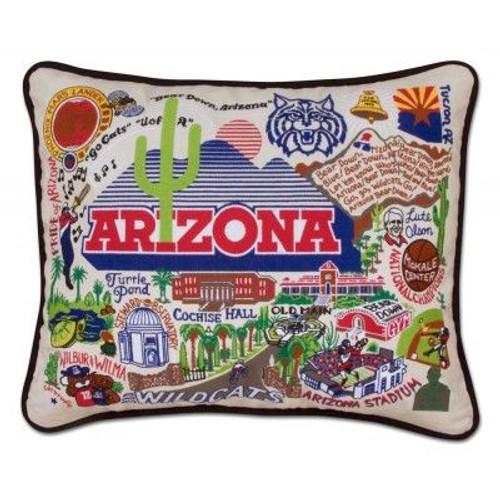 University of Arizona Pillow