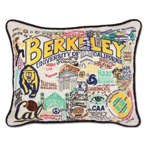 University of California Berkeley Pillow