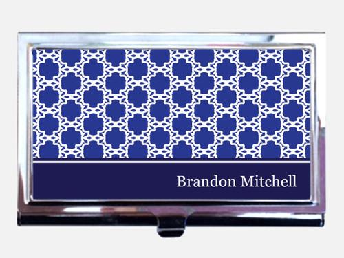 Eyelit Lace Business Card Case (bottom band)