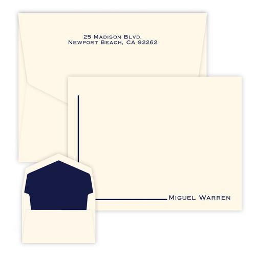 Corner Card