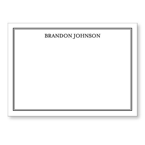 Brandon Flat Note