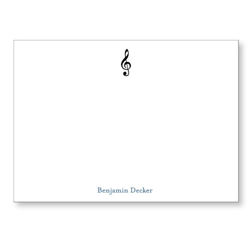 Music Note Flat Note