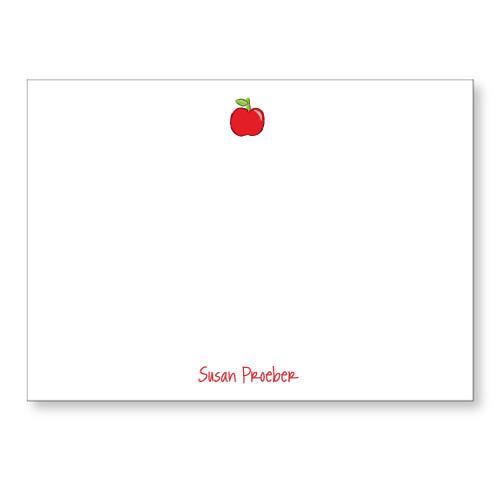 Apple Flat Note