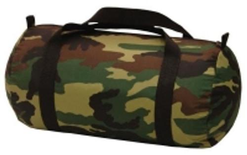 Camo Duffel Bag