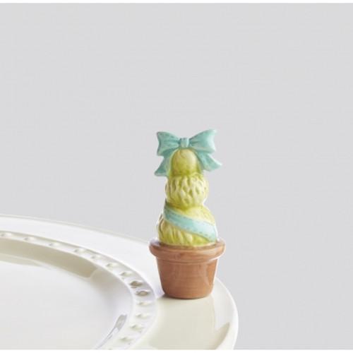 Blue Topiary Mini