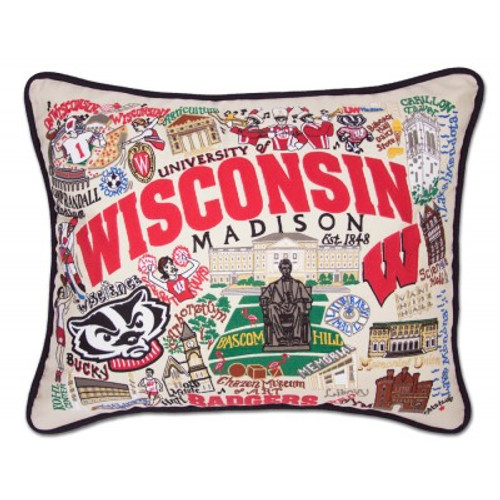 University of Wisconsin Pillow