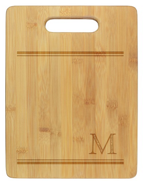 Imperial Initial Cutting Board