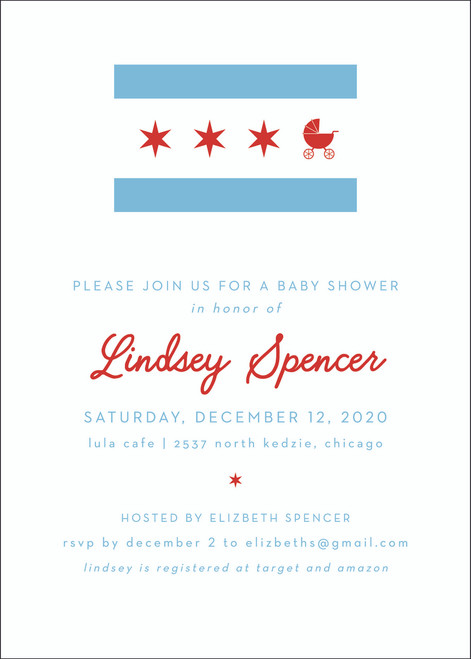 Chicago Invitation
