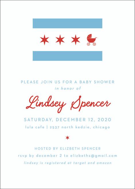 Chicago Invitation