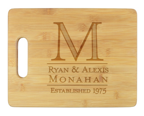 Established Cutting Board