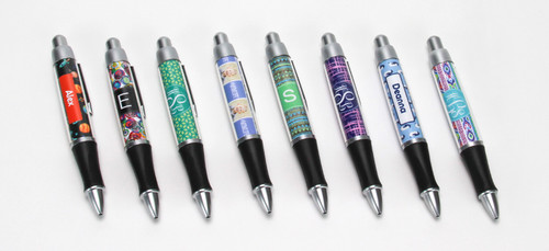 Personalized Pen - Assorted Patterns