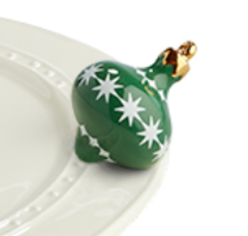 Green Ornament Mini