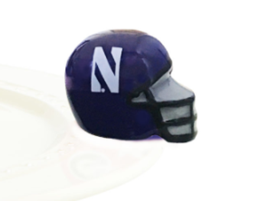 Northwestern Helmet Mini