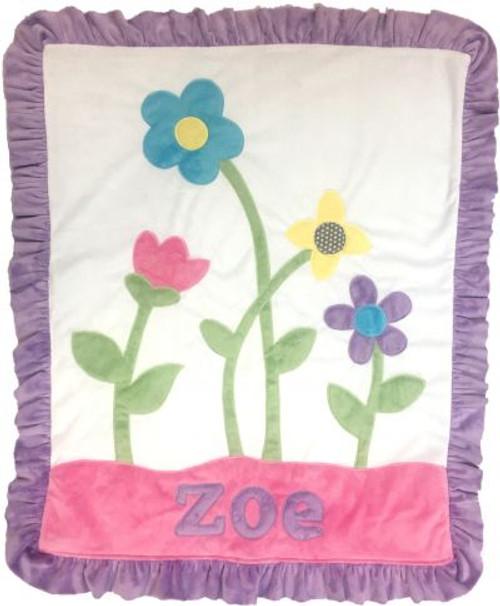 Petal Pushers Blanket