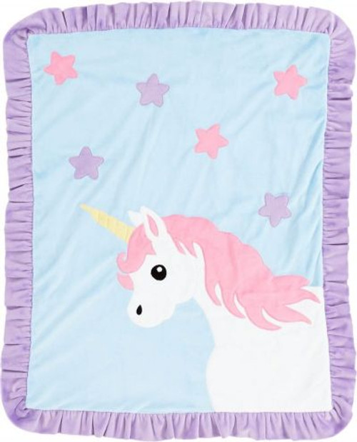 Magical Unicorn Blanket