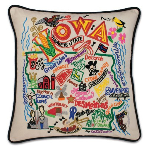 Iowa Pillow