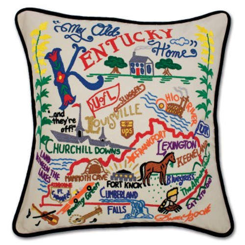 Kentucky Pillow