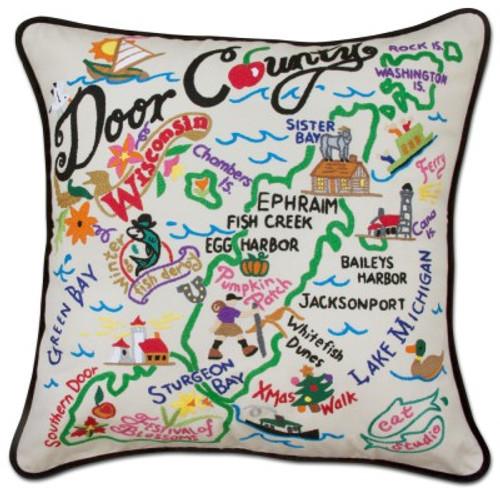 Door County Pillow