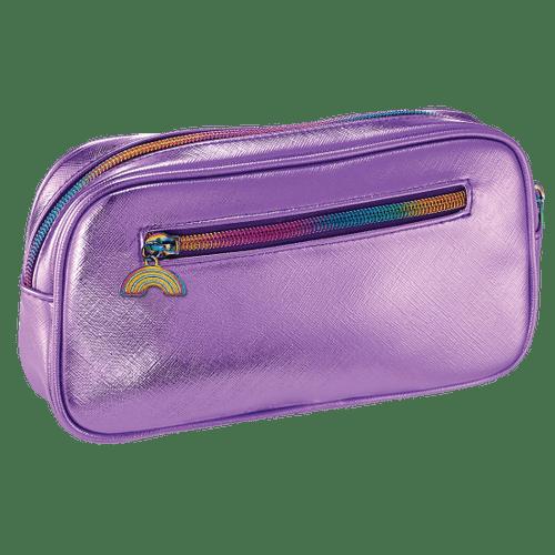 Purple Metallic Cosmetic