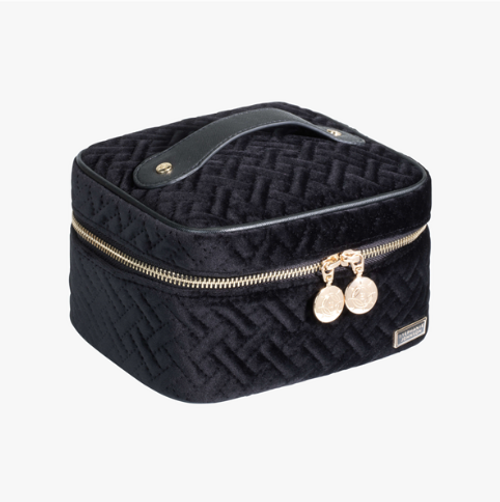 Black Milan Travel Case