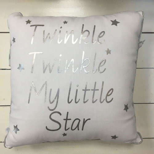 Twinkle Twinkle My Little Star Pillow