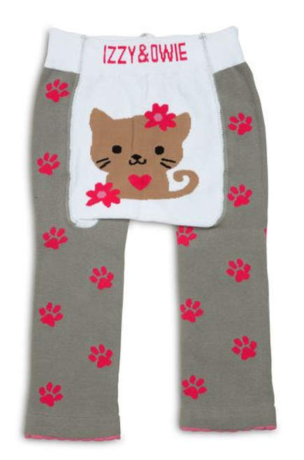 Kitty Leggings and Bib Set